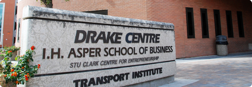 Drake Centre, Asper School of Business