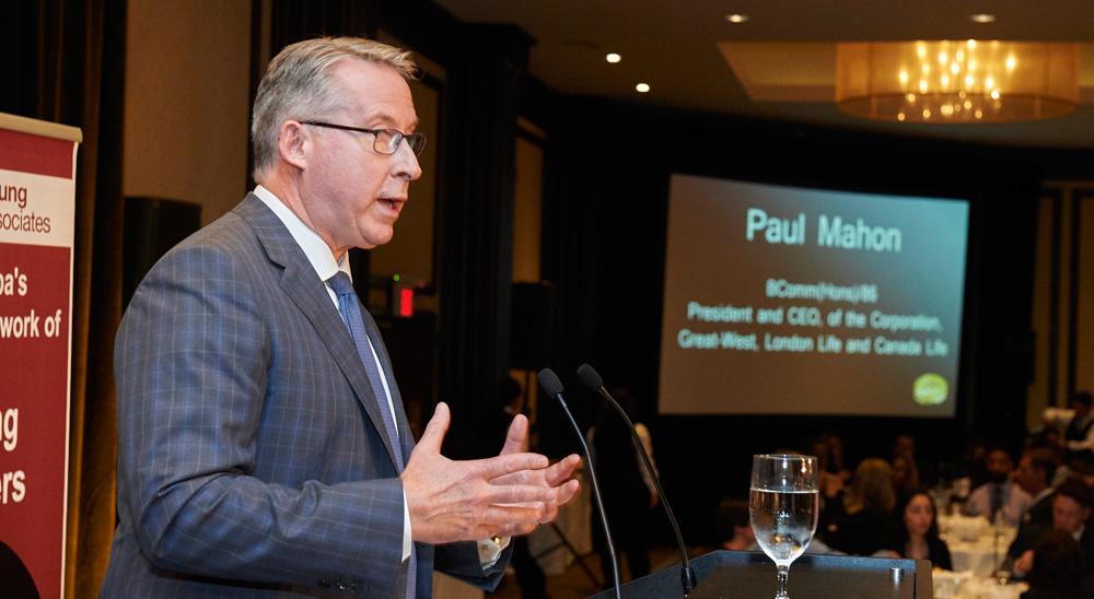 Guest Speaker, Paul Mahon